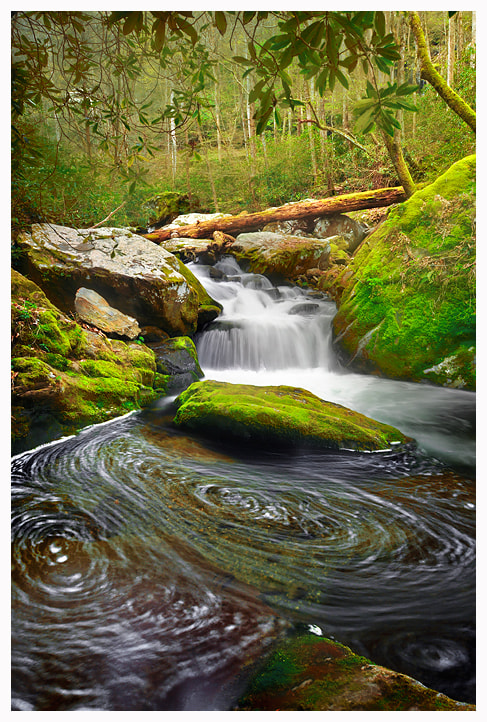 Photograph Swirling Fork Falls by Joseph Rossbach on 500px