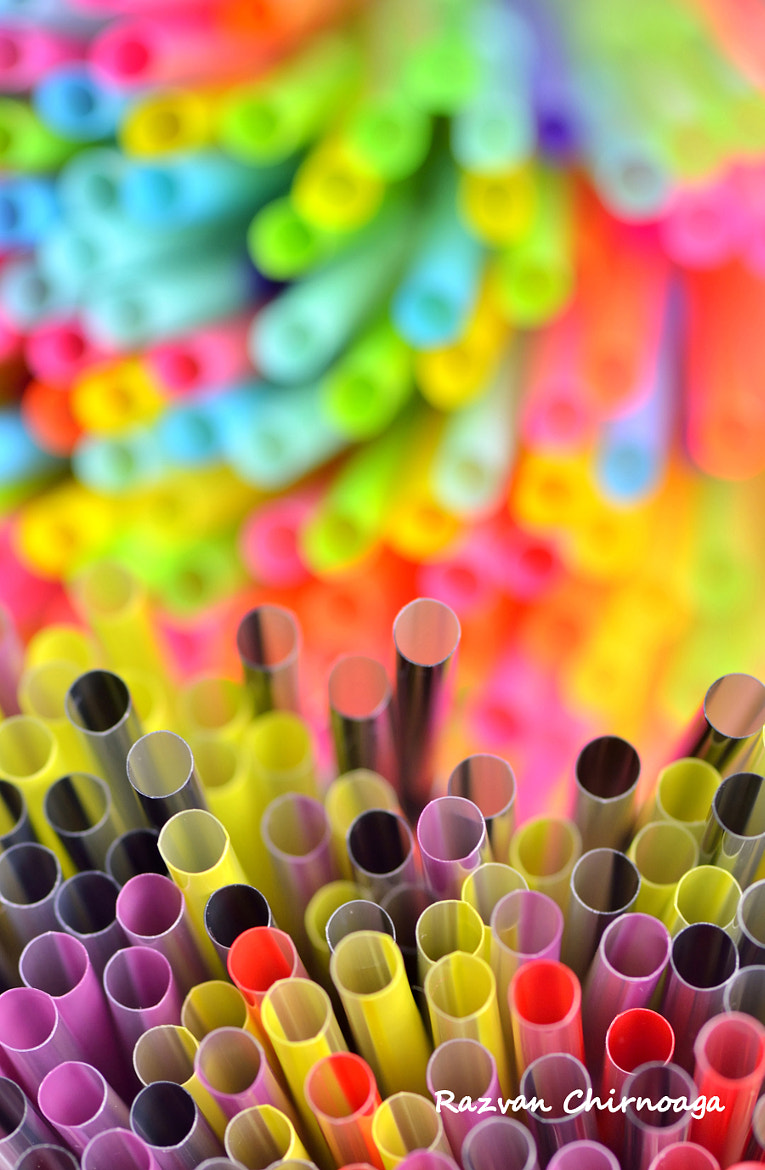 Photograph Straws  by Razvan Chirnoaga on 500px