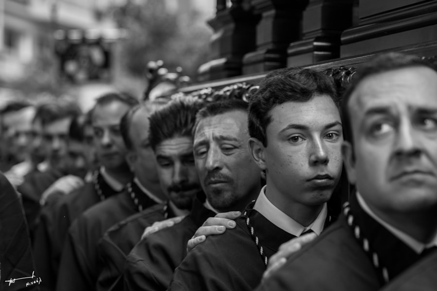 Semana Santa by Michail Christodoulopoulos on 500px.com