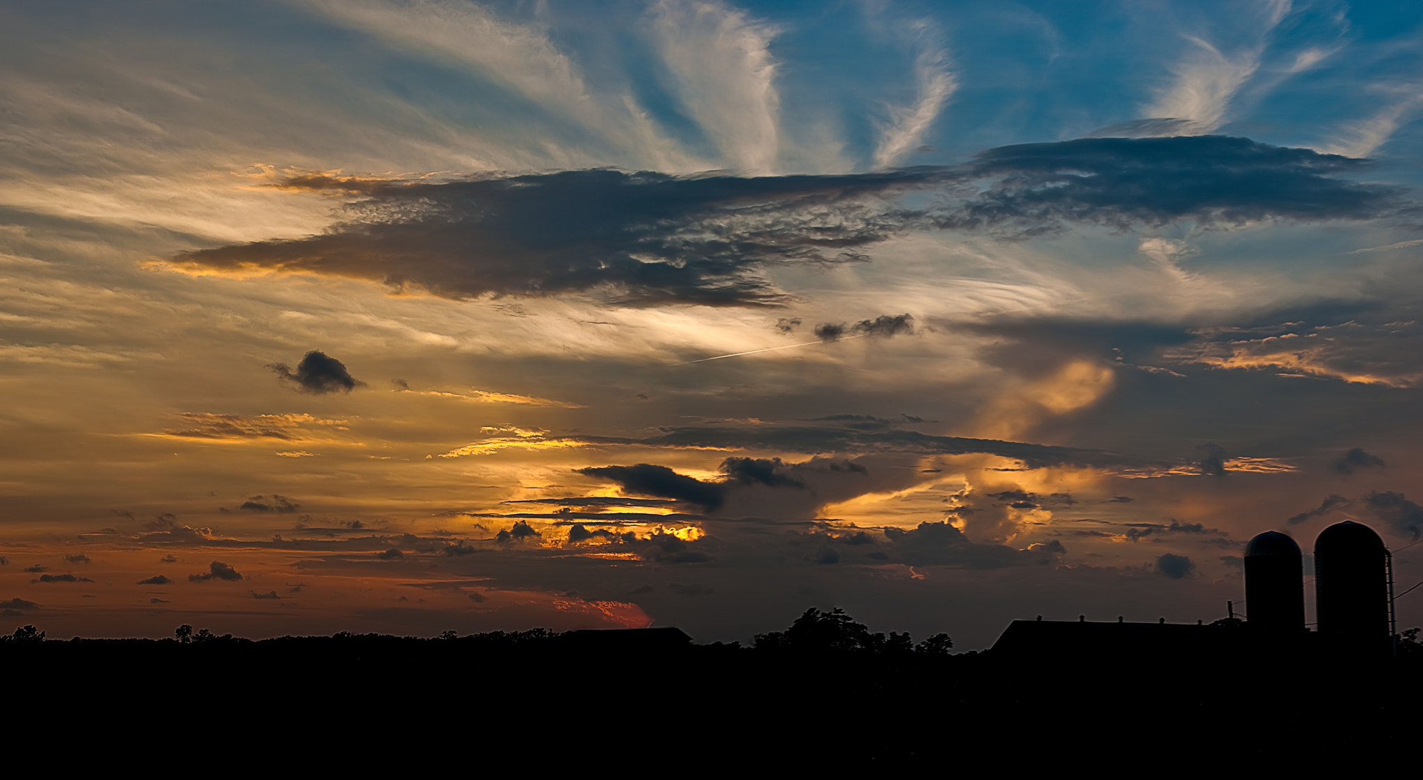 Photograph Grand Sunset  by Brad Denny on 500px