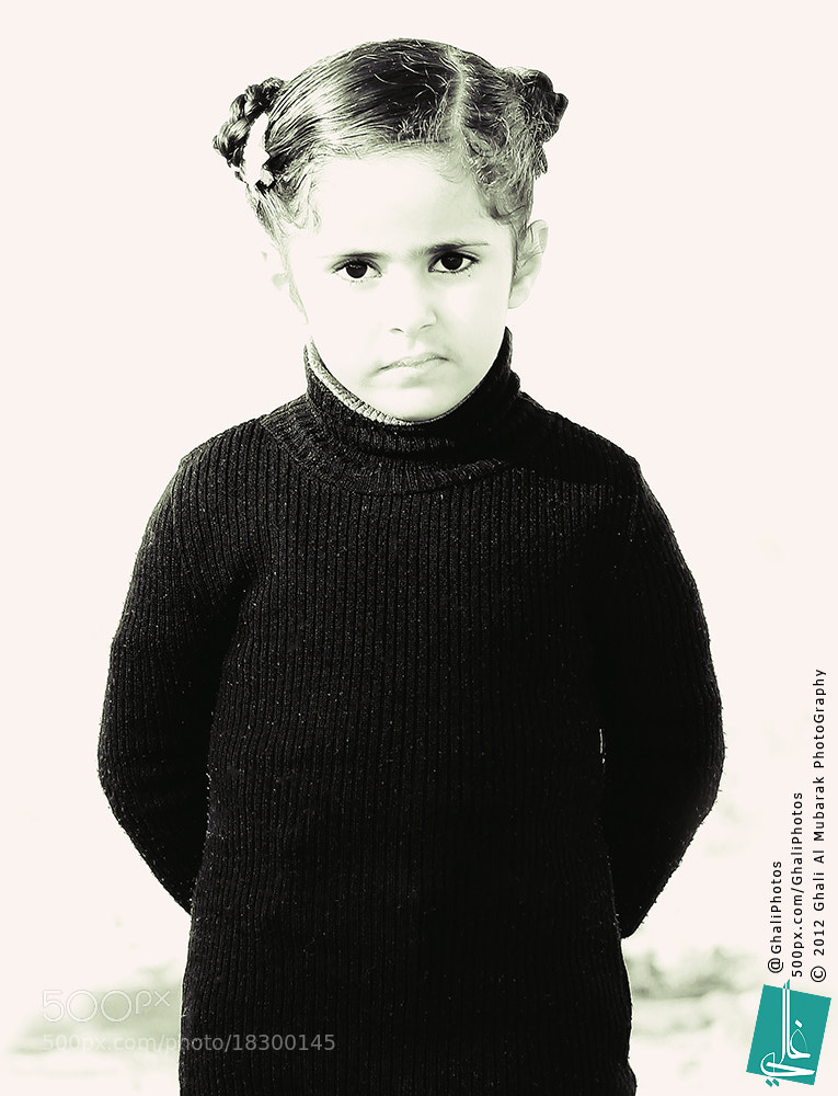 Photograph Tala - High Key by غالي المبارك on 500px