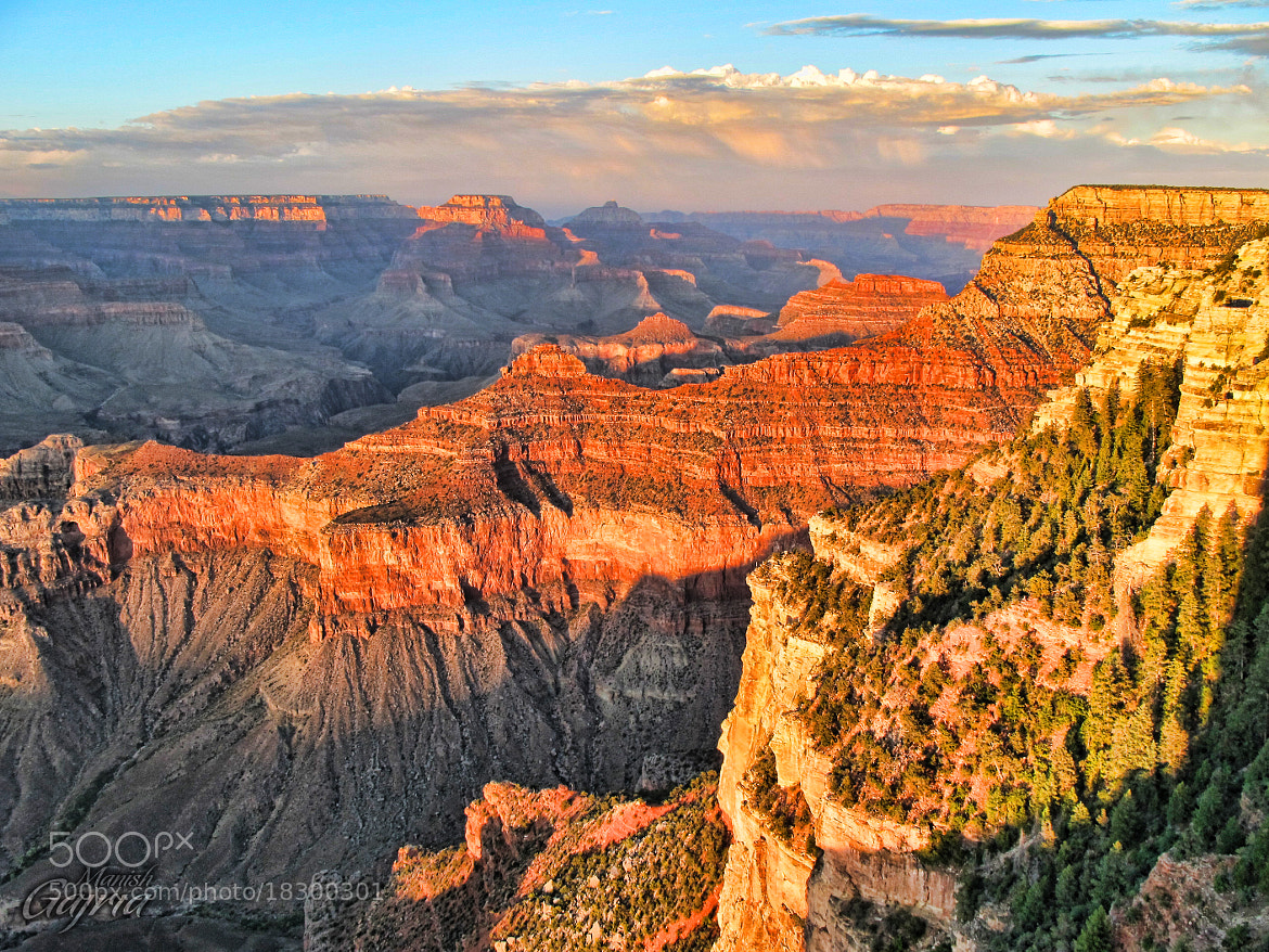 Photograph Grand Canyon by Manish Gajria on 500px