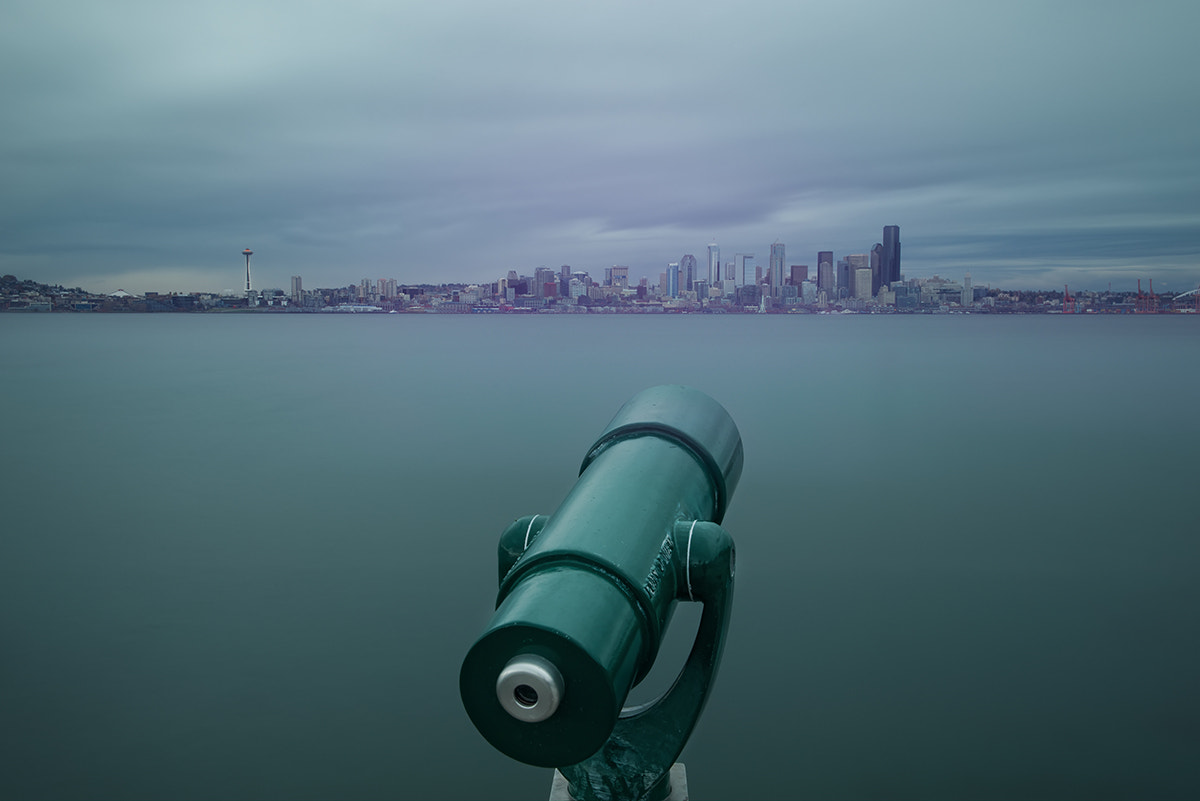 Photograph View from Alki by David Kosmos Smith on 500px