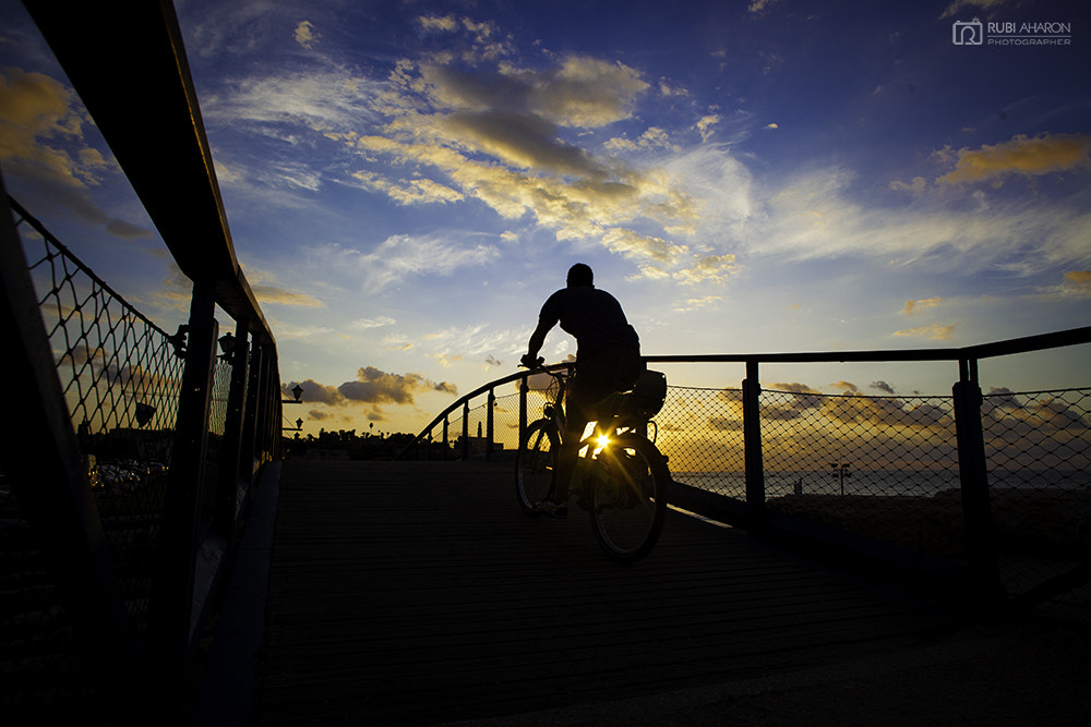 Photograph Rides into the sunset by Rubi Aharon-photographer on 500px