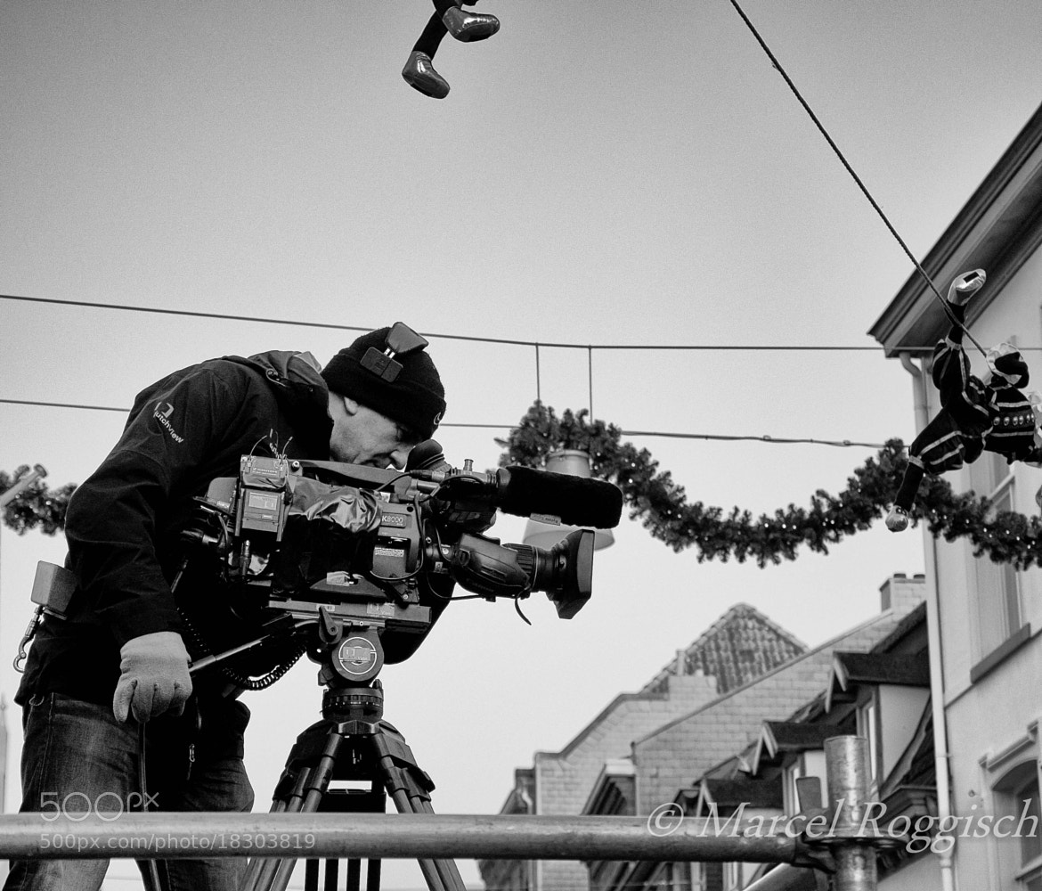 Photograph And...Action!! by Marcel  Roggisch on 500px