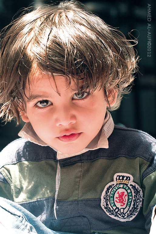 Photograph omani child by AHMED AL-AUFI on 500px