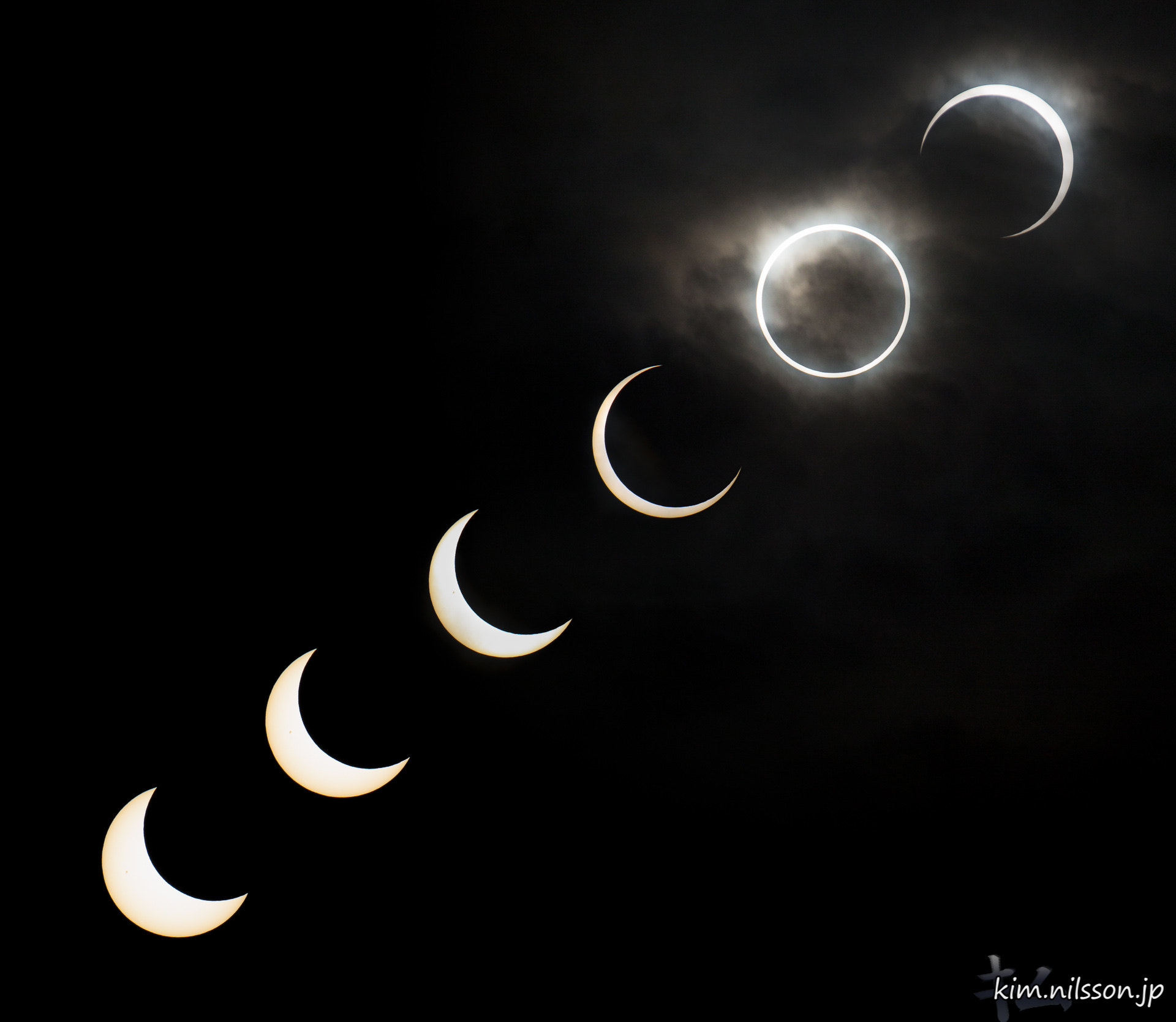 Photograph Eclipse (sequence) by Kim Nilsson on 500px