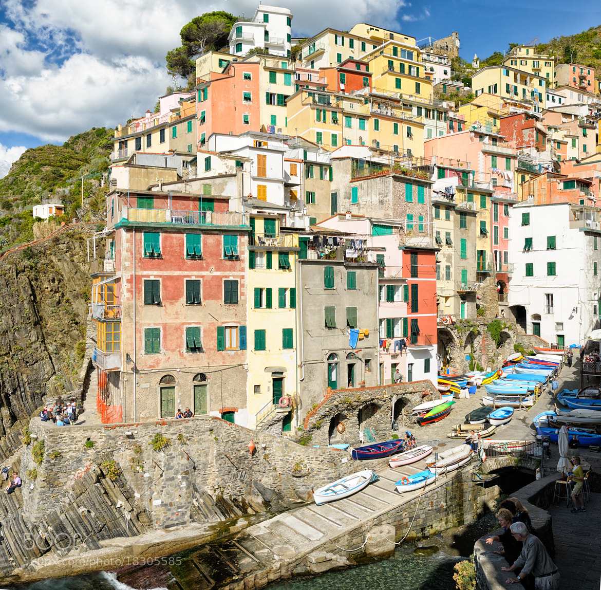 Photograph riomaggiore italy by  Kilinson on 500px