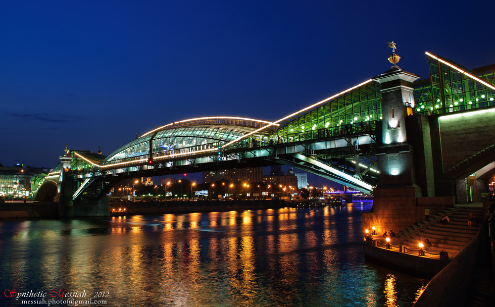 Photograph Moscow nights, v.3 by Synthetic  Messiah on 500px