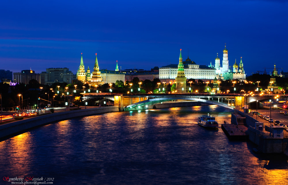 Photograph Moscow nights by Synthetic  Messiah on 500px