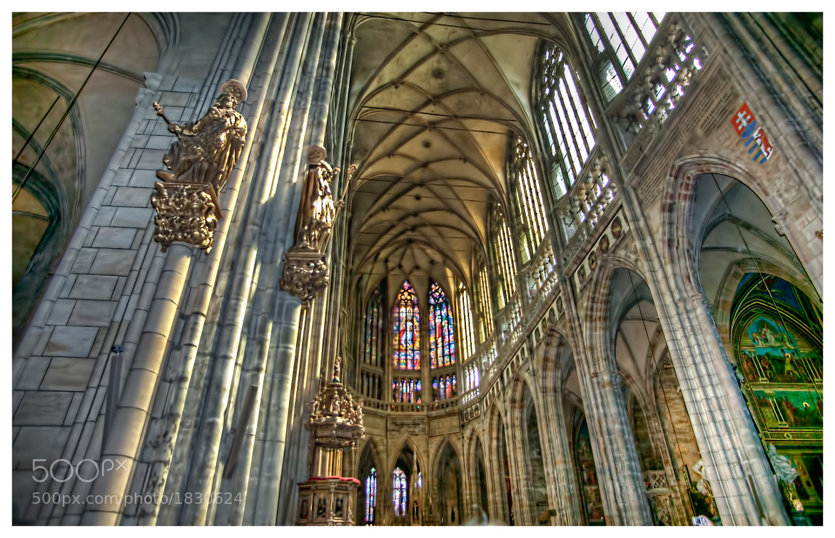 Photograph Cathedral by Todd Leckie on 500px