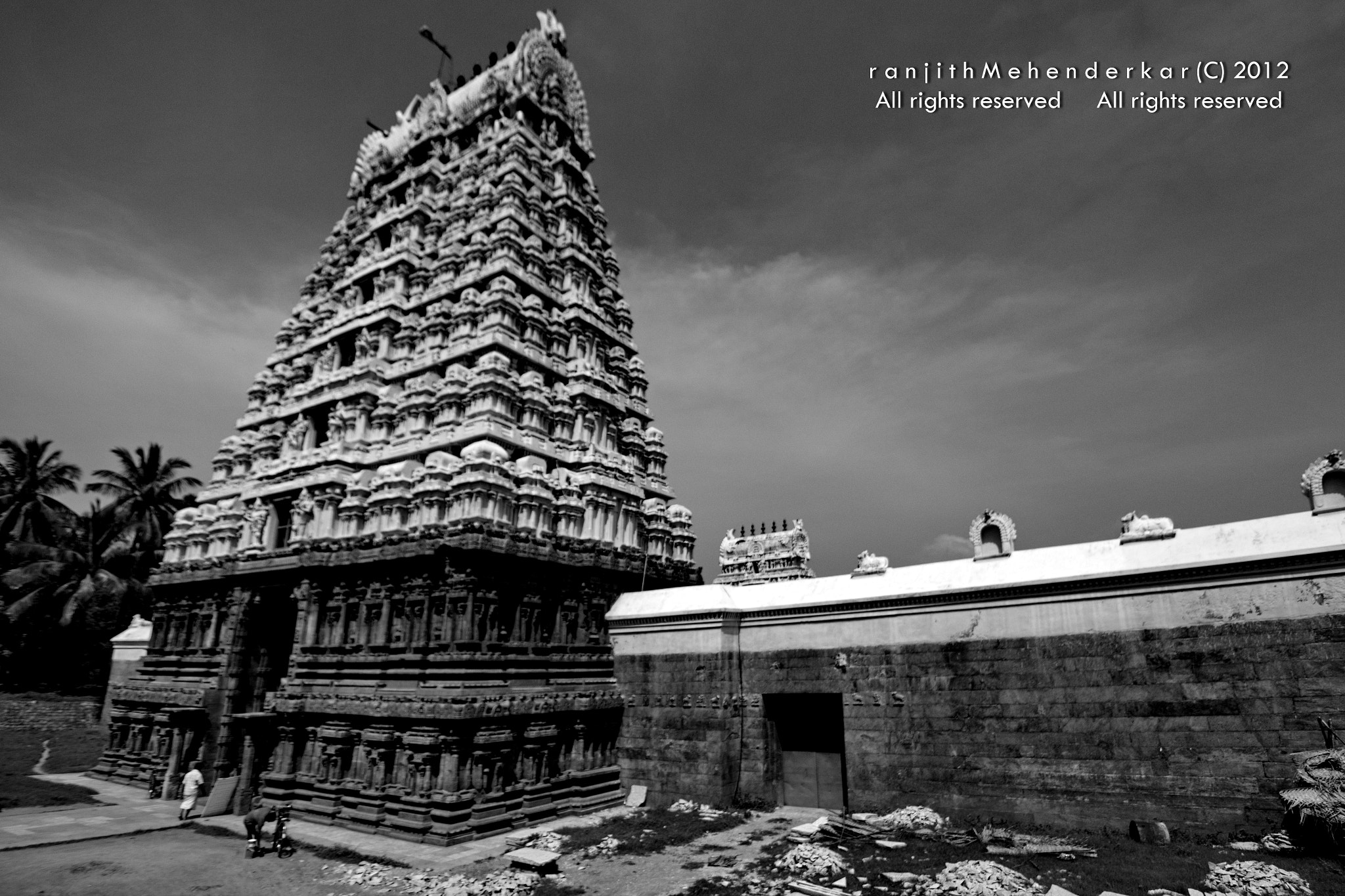 Photograph Temple entrance by Ranjith Mehenderkar on 500px