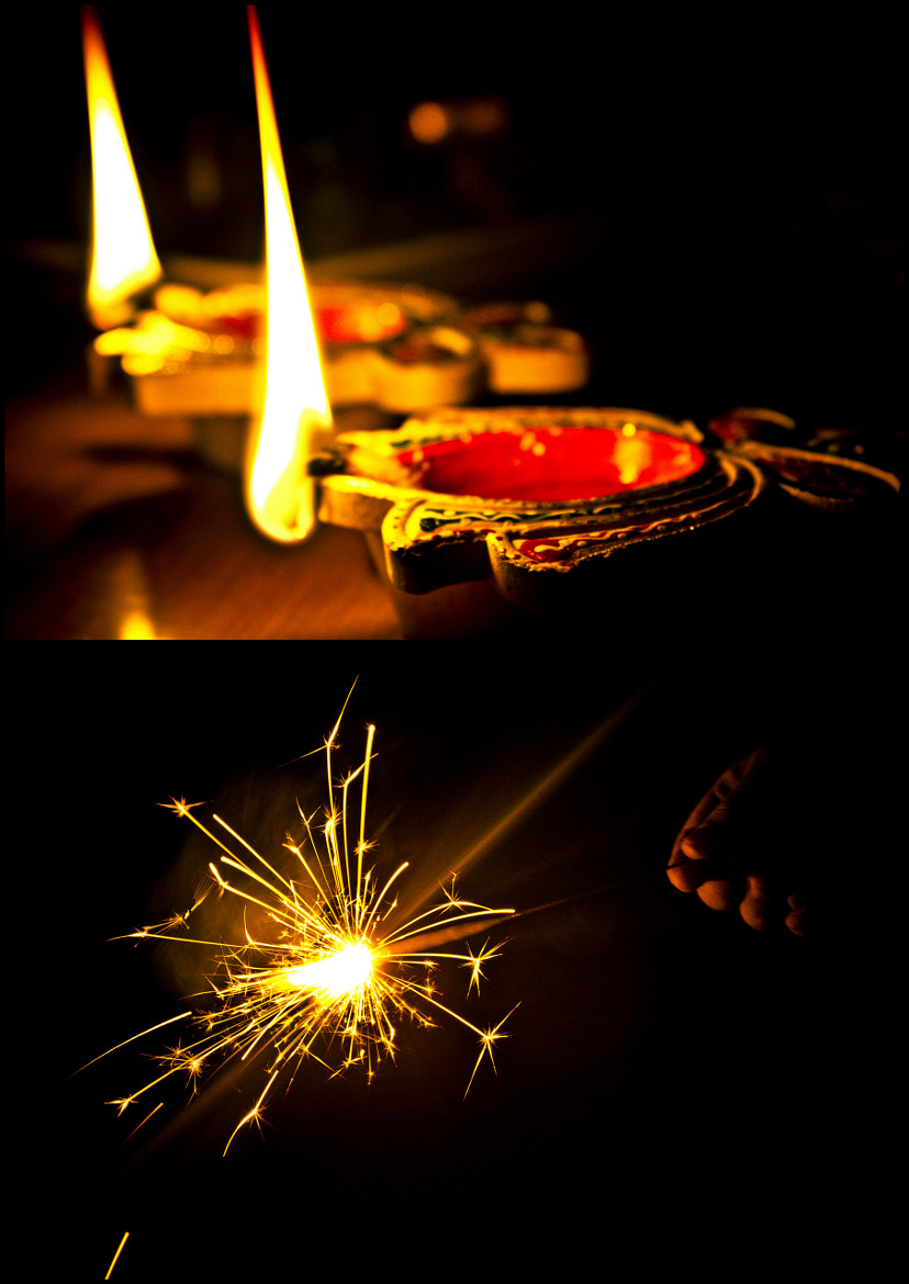 Photograph Diwali Moments by ARITRA SEN on 500px