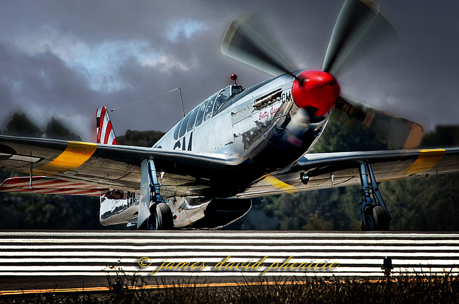 Aircraft Series:  P-51