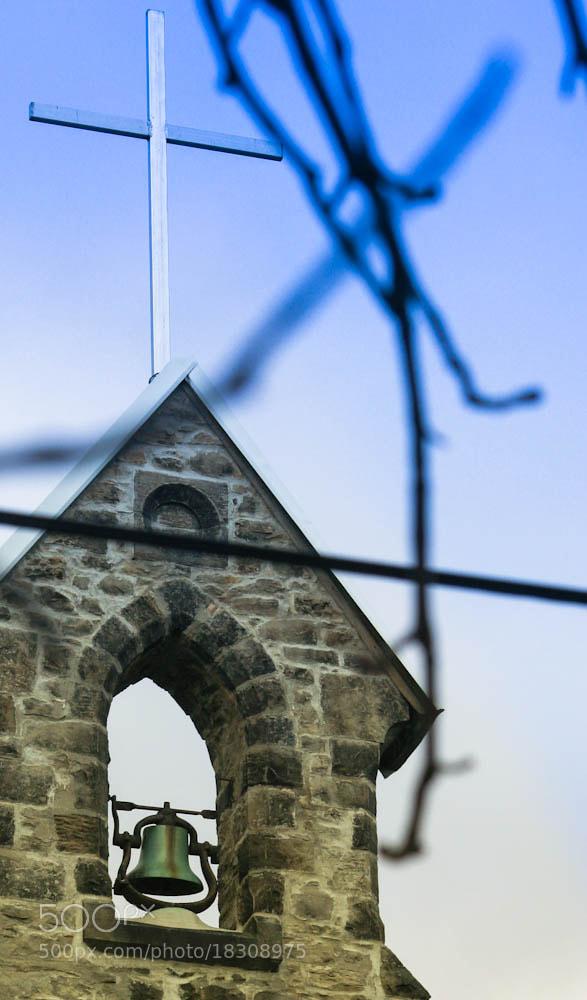 Photograph Church Tower by Dan Harmer on 500px