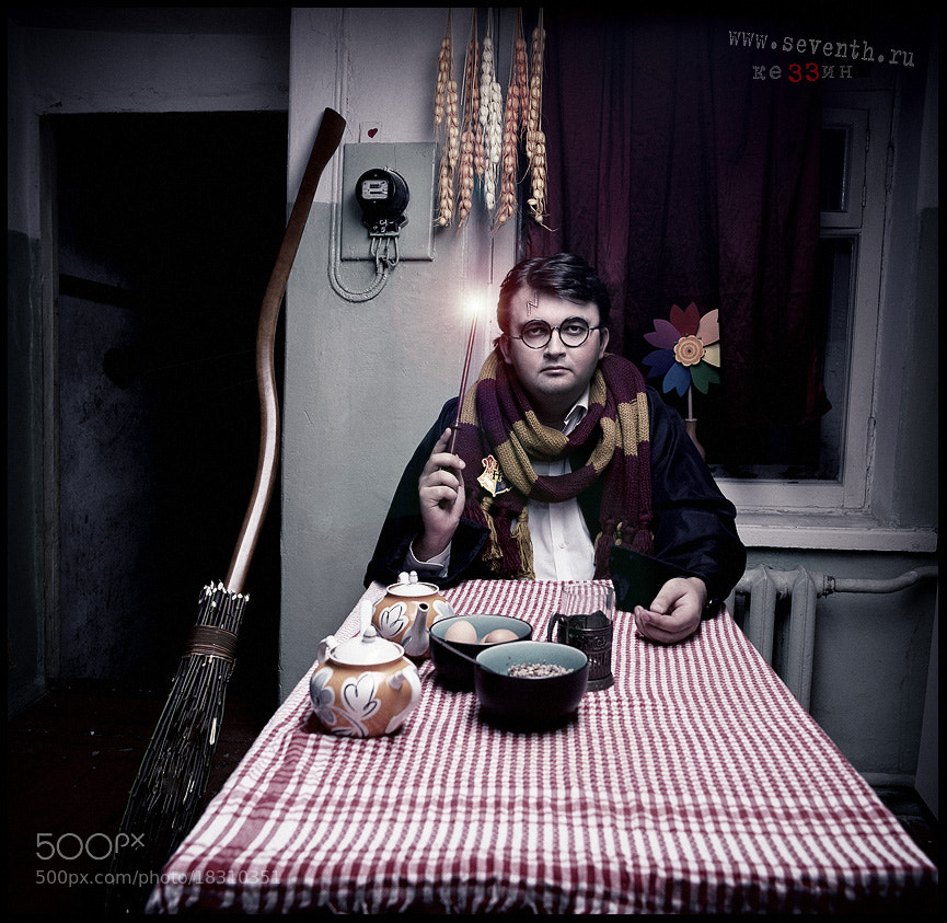 Photograph Harry Potter 20 years from now by Kezzyn Waits on 500px