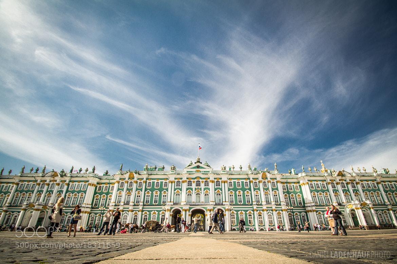 Photograph Hermitage by Daniel Ladenhauf on 500px