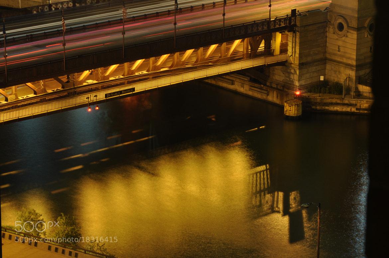 Photograph Chicago Du Sable Bridge by Chris  Schwarz Lohr on 500px