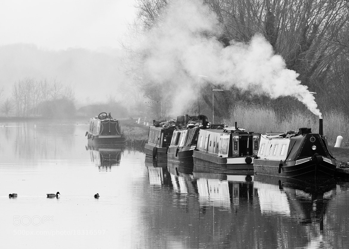 Photograph Gloucester and Sharpness Canal by Steve Liptrot on 500px