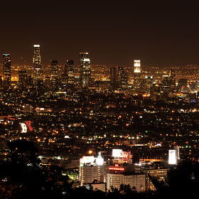 Los Angeles After Dark by Evgeny Tchebotarev (tchebotarev)) on 500px.com