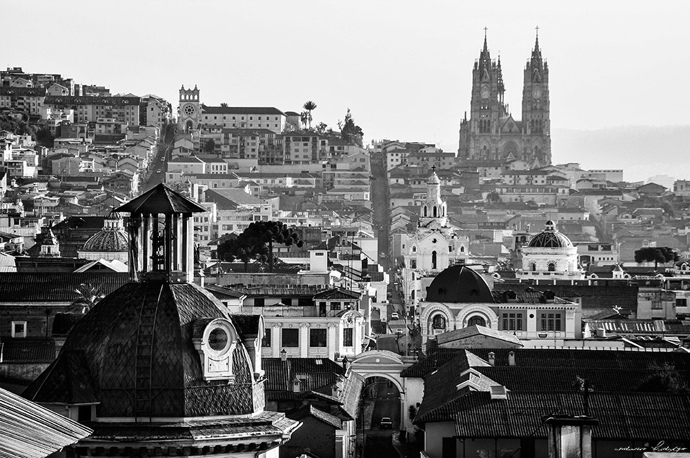 Photograph QUITO by Andres Hidalgo on 500px