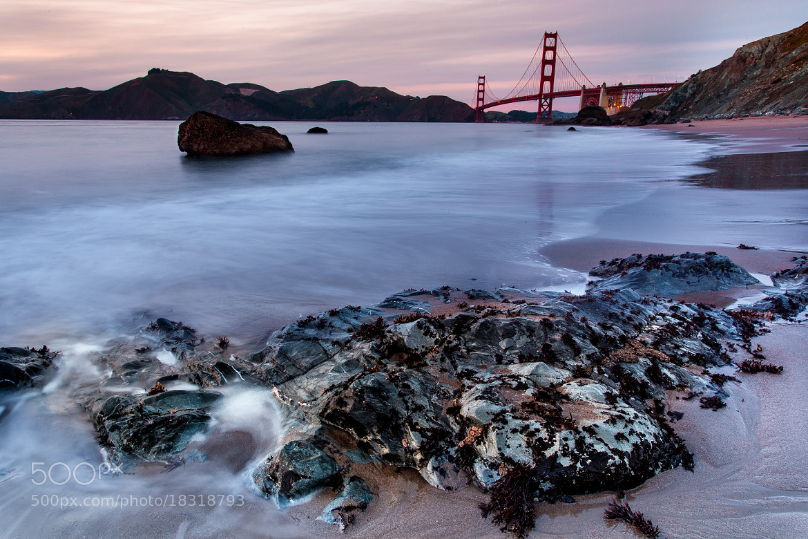 Photograph Golden Gate Bridge on a Cloudy Day by Evgeny Tchebotarev on 500px