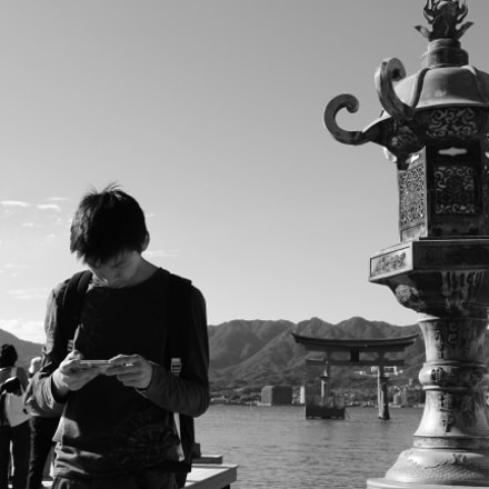 People and landscape, Canon EOS M2, Canon EF-M18-55mm f/3.5-5.6 IS STM