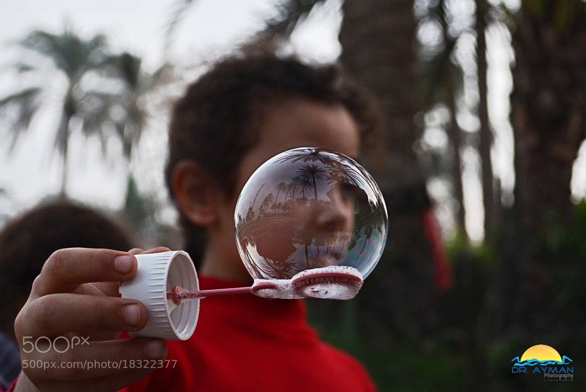 Photograph Soap bubble  by ayman aziz on 500px