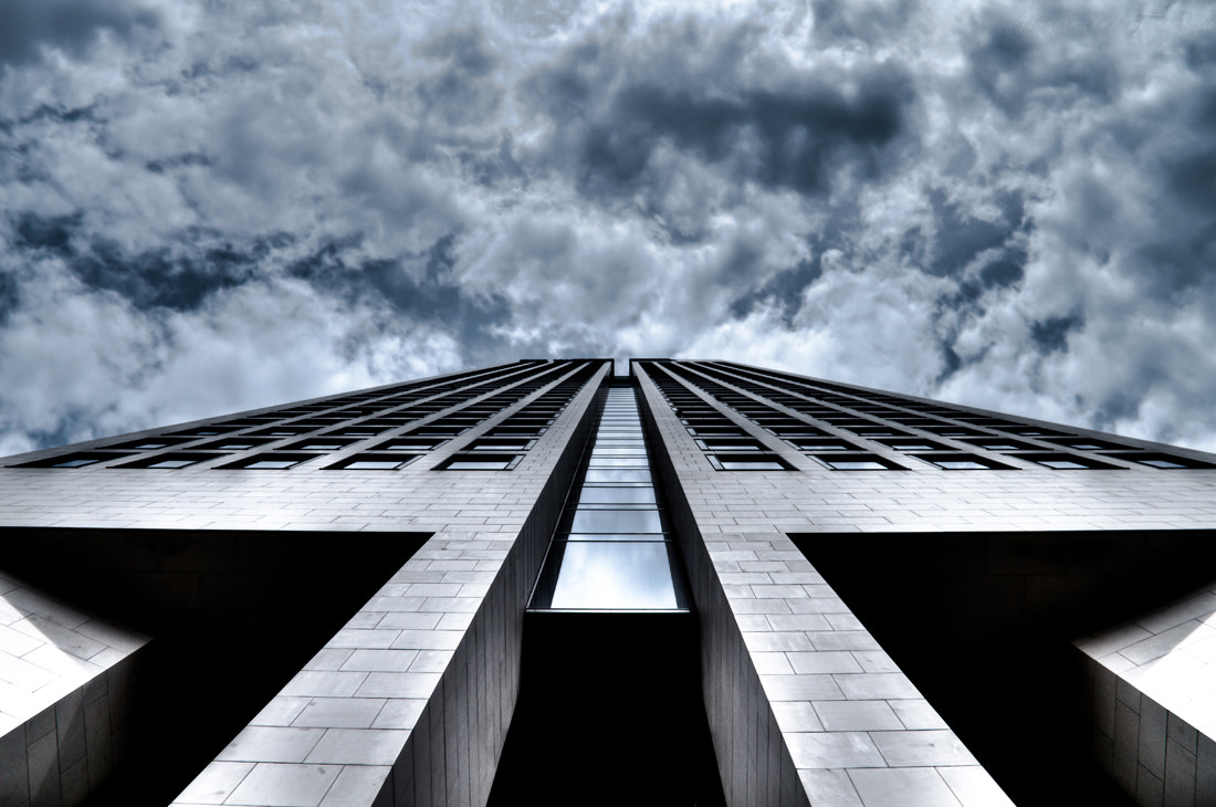Photograph straight up by Chris Jungermann on 500px