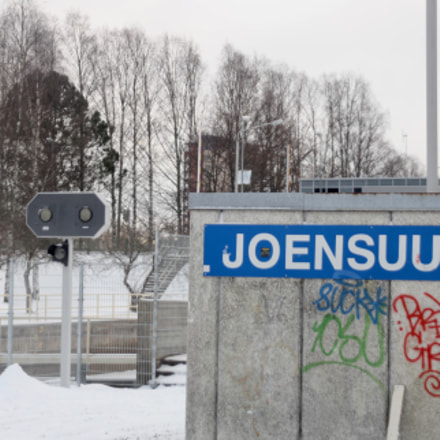 Welcome to Joensuu, Canon EOS 1000D, Sigma 18-125mm f/3.5-5.6 DC IF ASP