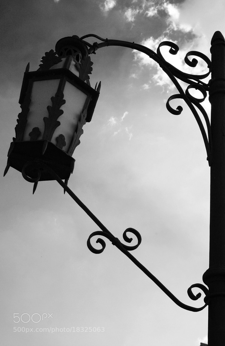 Photograph lamp by Kristin Segbefia on 500px