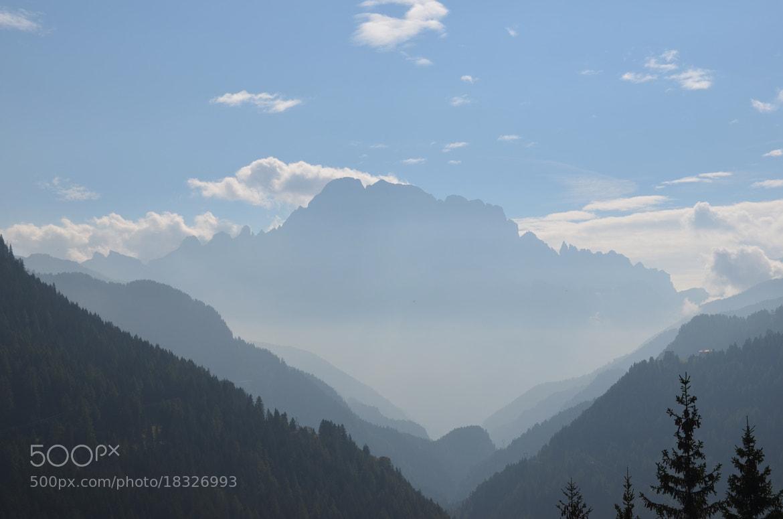 Photograph Mt. Civetta by Tiziano Rigo on 500px