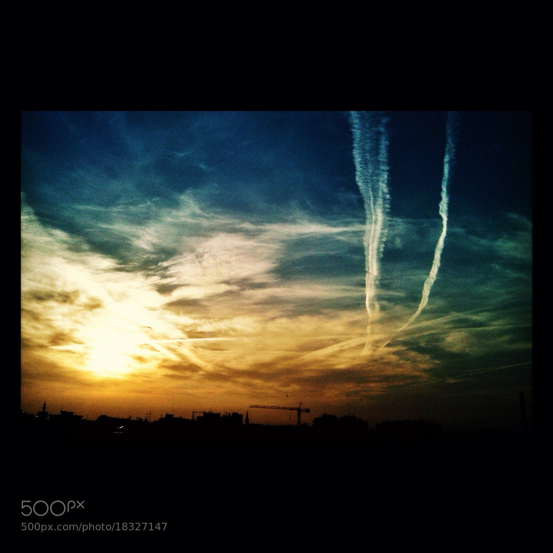 Photograph Lines by Tiziano Rigo on 500px