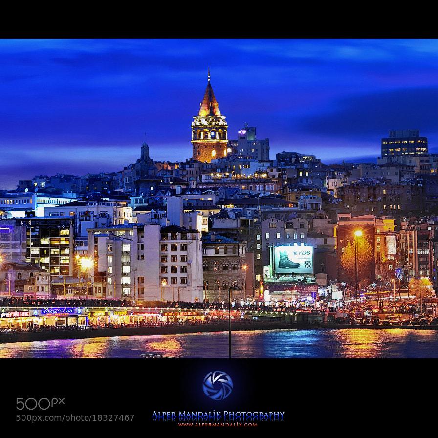 Photograph Karaköy - İstanbul by Alper Mandalik on 500px