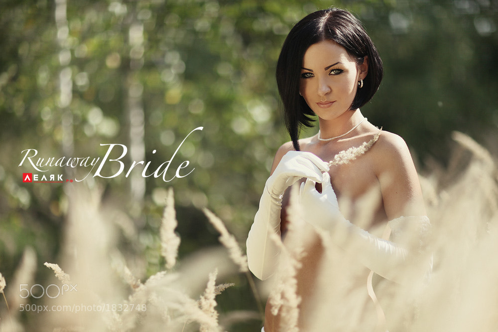 Photograph Runaway Bride by Konstantin Lelyak on 500px