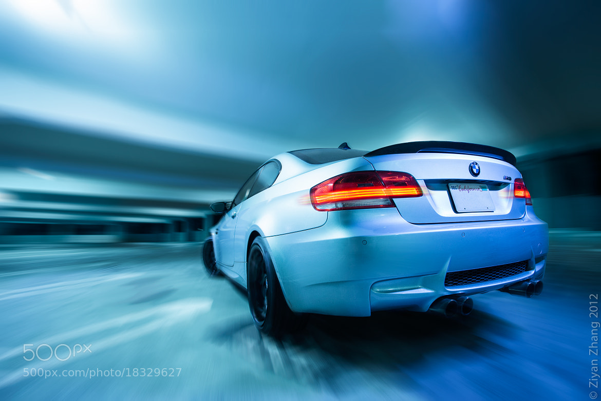 Photograph BMW M3 by Ziyan Zhang on 500px