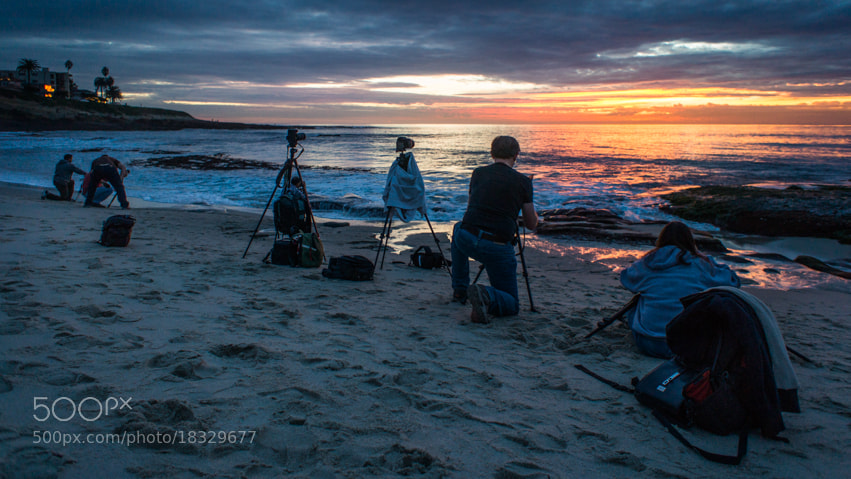 Photograph La Jolla Workshop by Nick Chill on 500px