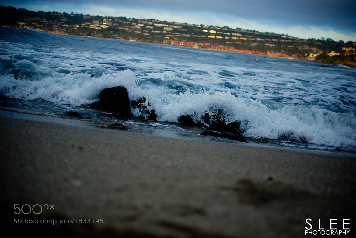 Photograph Waves by Steven Lee on 500px