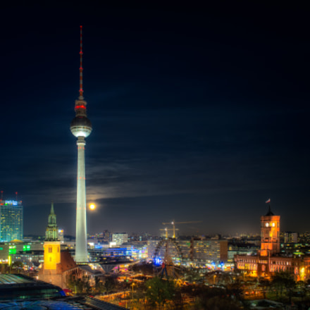 Big Berlin Moon