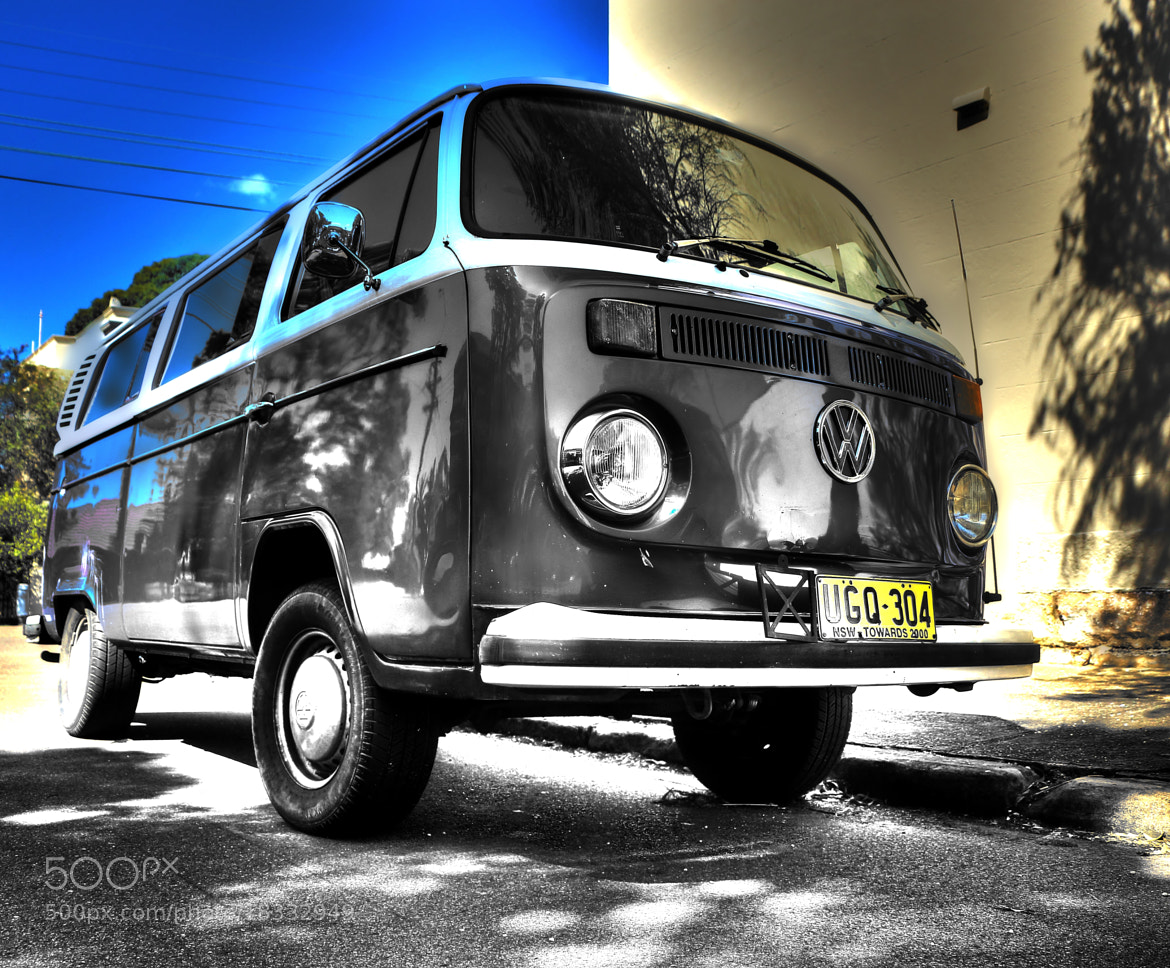 Photograph The Old Van by Andrei Metelski on 500px