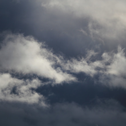 Clouds, Canon EOS 550D, Canon EF 70-210mm f/4