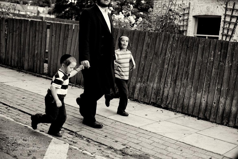 Photograph London Orthodox Jews by wjptak on 500px