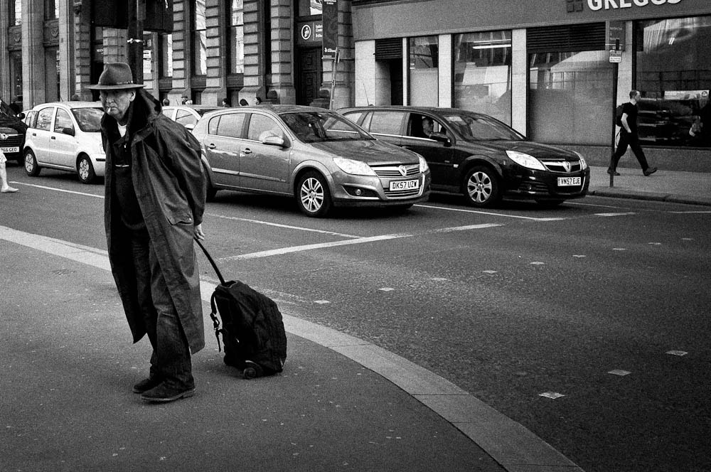 Photograph Pale Rider by 35mm Street on 500px