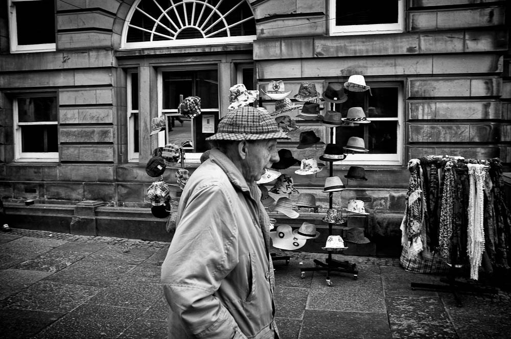 Photograph Hats Are Back by 35mm Street on 500px