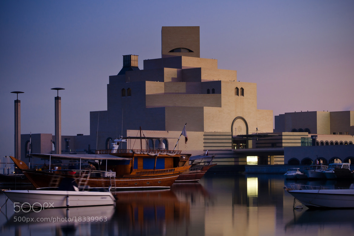 Photograph Museum of Islamic Art - Doha, Qatar by James Harris on 500px