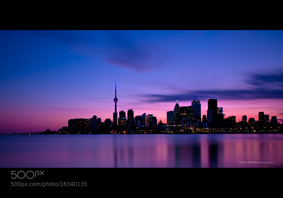 Photograph Toronto by Carlos D. Ramirez on 500px