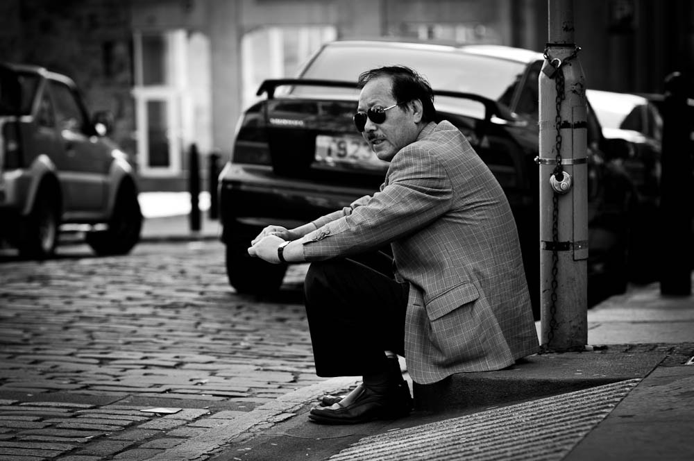 Photograph Takin' A Break by 35mm Street on 500px