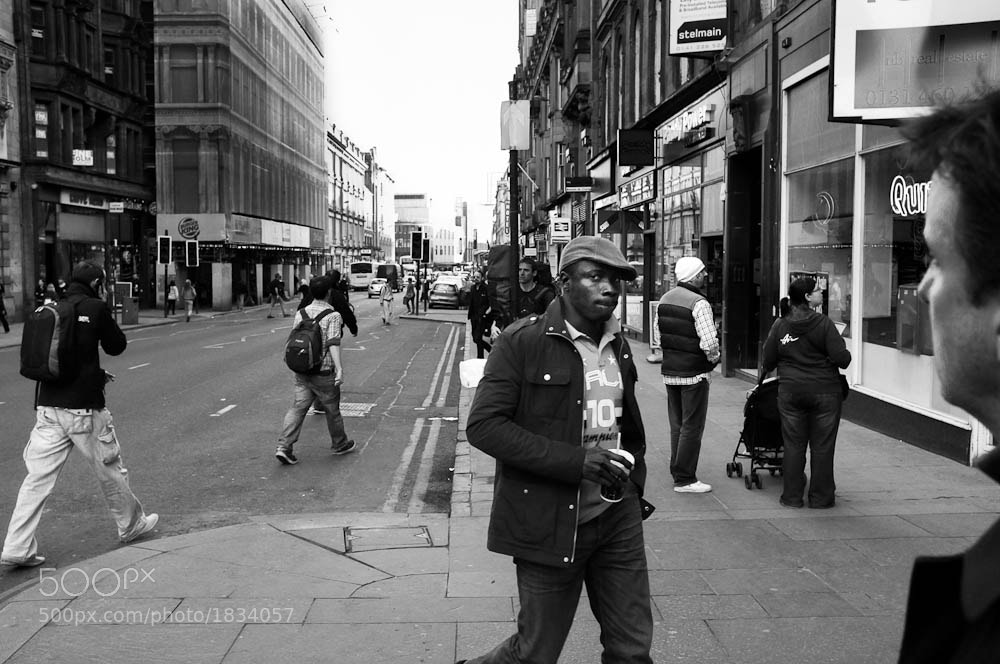 Photograph Scottish Harlem by 35mm Street on 500px