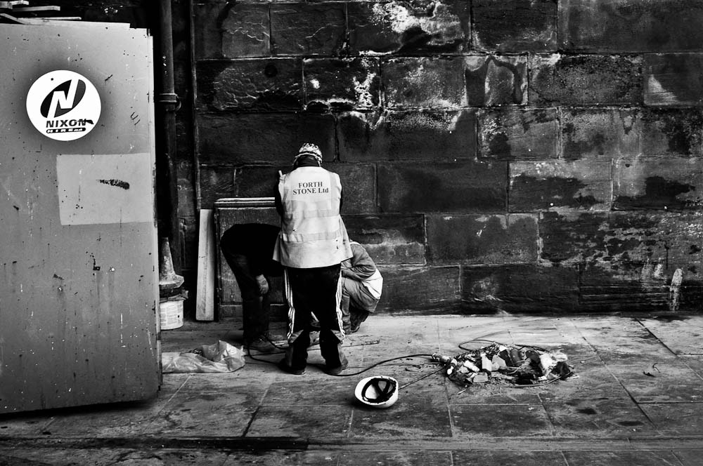 Photograph Looking For The Helmet by 35mm Street on 500px
