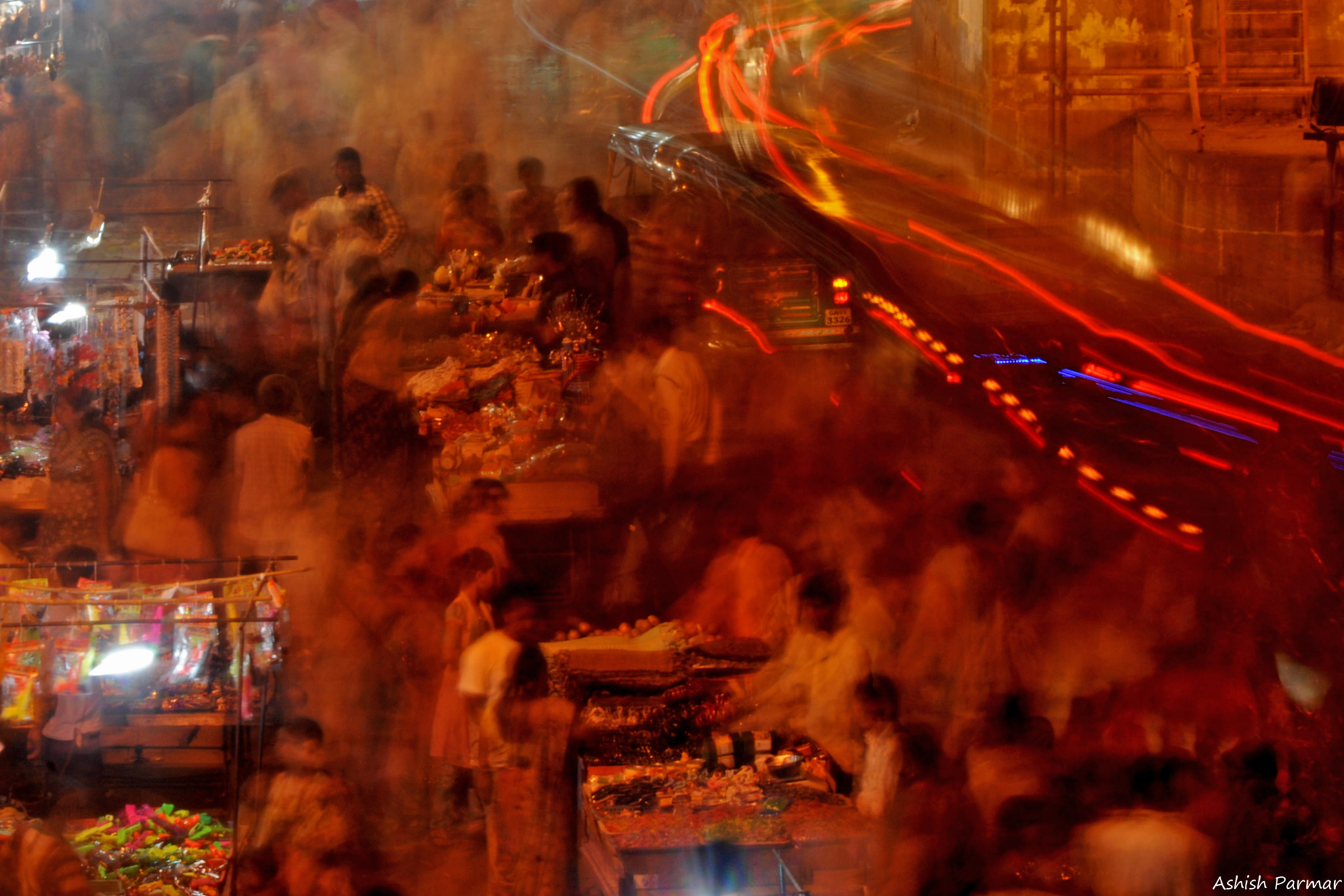 Photograph The Human Flow by Ashish Parmar on 500px